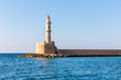 Chania town (Crete,Greece), light house