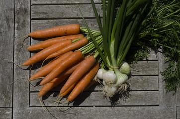 légumes nouveaux
