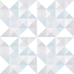 Multicolor triangle pattern background4
