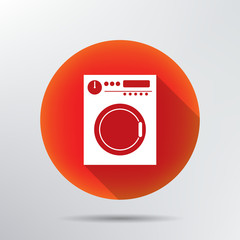 washing machine icon.