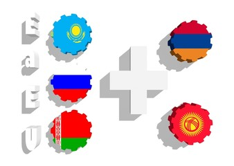 Eurasian Economic Union plus armenia and kyrgyzstan