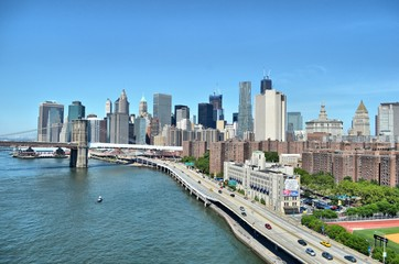 Nowy Jork Manhattan USA
