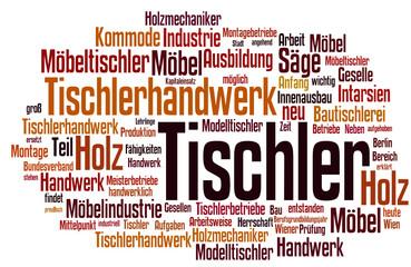 Tischler (Schreiner, Tischlerei, Schreinerei)