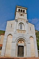 église des granges vallée  du rhone