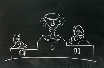 Award platform