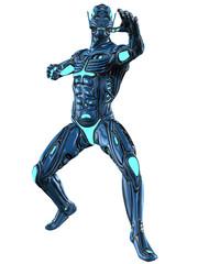 Scifi Fantasy Figure