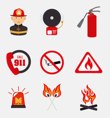 Firefighter design