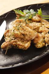 若鶏の香草や焼き