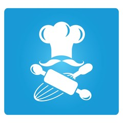 cooking chef symbol