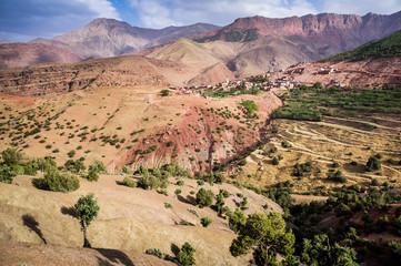 Toubkal National Park, High Atlas, Morocco