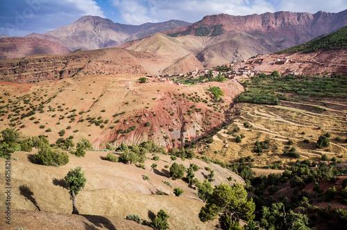 Papiers peints Maroc Toubkal National Park, High Atlas, Morocco