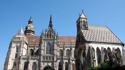 Cathedral of Saint Elizabeth Kosice, Slovakia