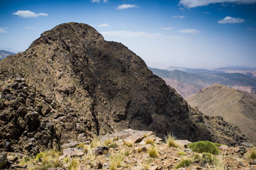 Toubkal National Park, High Atlas, Morocco