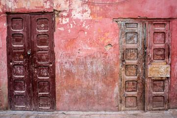 street, Marrakesh, Morocco