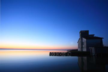 comacchio delta del po fossa di porto alba