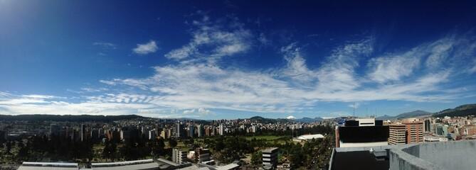Panoramica Ciudad Quito