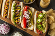 Gourmet Grilled All Beef Hots Dogs - 66161056