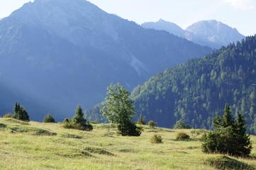 Hinterstein Schrecksee hiking