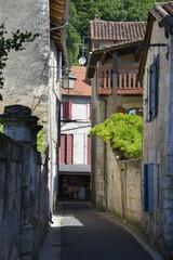 Ruelle à Brantôme
