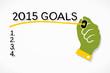2015 new year resolution goals