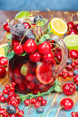 Sangria Fruit Punch