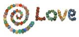 Love Spiral Crystals