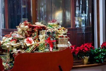 Sleigh Full of Gifts