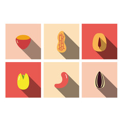 food icon set