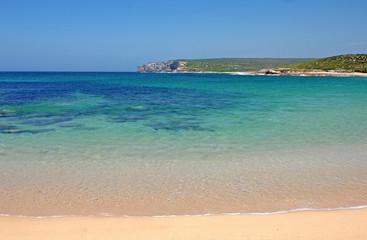 Remote Beach near Sydney Australia