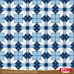 Vector Ornate Pattern F