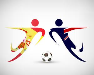 Fußball - Spanien gegen Australien