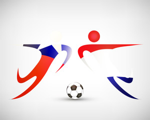 Fußball - Chile gegen Niederlande