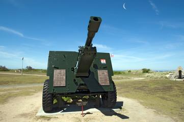 canon de 25 - Pounders de l'Artillerie royale canadienne