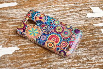 Smart phone back covers