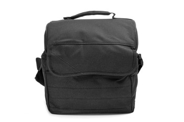 black multipurpose bag