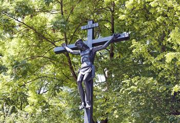 Jesus Christus auf dem Kreuz