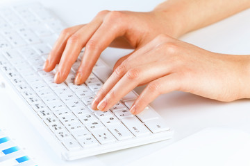Typing work