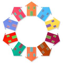 Village - conceptual image