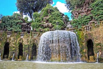 Villa d'Este, Fontana del Nettuno -Tivoli (Roma)