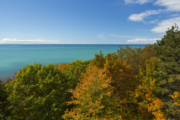 Lake Michigan Scenic
