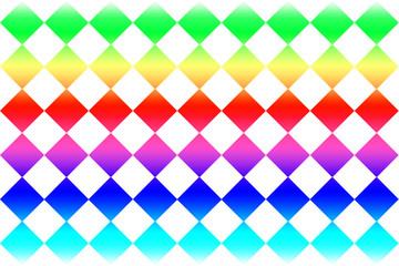 Cuadrados colores