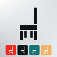 chair icon.