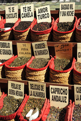 Exotic varieties of tea, sale