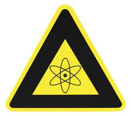 danger, déchets nucléaires