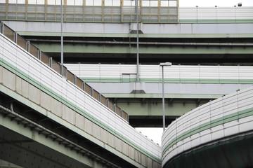 大阪の高速道路