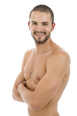 sensual man
