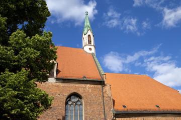 St. John's Church in Riga