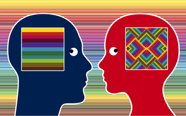 Color Perception differs between man and woman