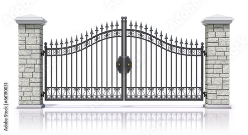 Iron gate - 66190031