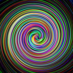 Renkli Spiral © andromeda